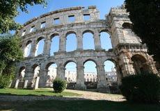 Roman Arena 12 Royalty Free Stock Photo