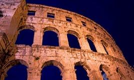 Roman arena Stock Photos