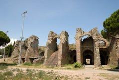 Roman arena in Frejus, France Royalty Free Stock Image