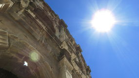 Roman Arena Royalty Free Stock Image