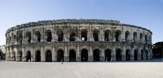 The roman arena Stock Images
