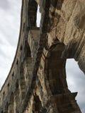 Roman arena 4. Roman arena - pula - istria - croatia Stock Images