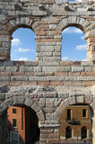 Roman Arena at Verona Royalty Free Stock Photography
