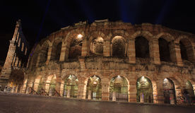 Roman Arena, Verona Stock Photography