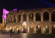 Roman Arena, Verona Royalty Free Stock Photos