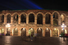 Roman Arena, Verona Royalty Free Stock Photo