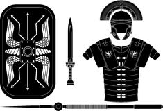 Free Roman Armor Stock Photo - 59901330