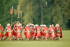 Roman Army Royalty Free Stock Photos