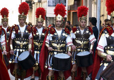 Roman Bataljon Stock Afbeelding