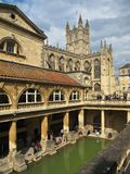 Roman Bath Stock Images