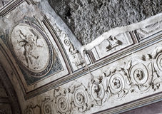 Roman bath Stock Image