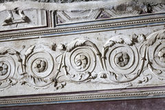 Roman bath Stock Photography