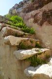 Roman Bath ruins Royalty Free Stock Photos