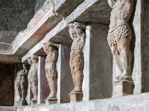 Roman bath Royalty Free Stock Image