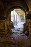 Roman Baths in Bad, Somerset, Engeland Royalty-vrije Stock Afbeeldingen