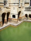Roman Baths, Bath Royalty Free Stock Images