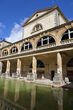 Roman Baths. In Bath, Somerset Stock Images