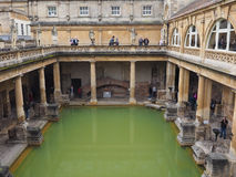 Roman Baths in Bath Royalty Free Stock Image