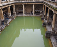 Roman Baths in Bath Royalty Free Stock Images