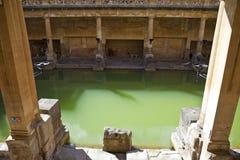 Roman Baths. The historic Roman Baths in Bath, Somerset Royalty Free Stock Photography