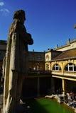 Roman Baths Museum, Bath, Uk Royalty Free Stock Photos