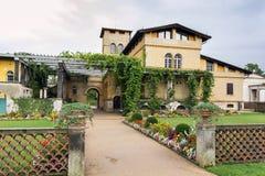 Roman Baths, Potsdam, Alemania Fotografía de archivo libre de regalías