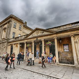 The Roman Baths Stock Photos