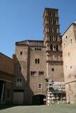 Roman belfry Stock Photo
