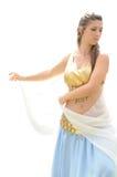 Roman Belly Dancer fotos de archivo libres de regalías