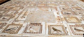Roman beschaving van het tapijtwerk Royalty-vrije Stock Foto's