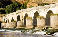 Roman bridge Royalty Free Stock Image
