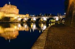 Roman Bridge Stock Photos