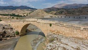 Roman bridge Stock Image