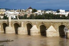Roman bridge Stock Images