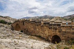 Roman bridge at Cendere Stock Photography