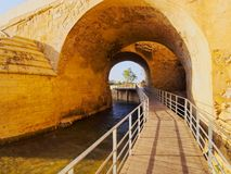 The Roman Bridge in Cordoba, Spain Stock Image
