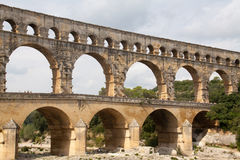 Roman Bridge Stock Image