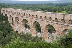 Roman Bridge Stock Images