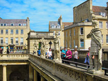 Roman bridge in London,england Royalty Free Stock Photography