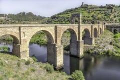 Free Roman Bridge Of Alcantara, Caceres Province Royalty Free Stock Photography - 138180137