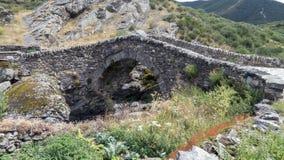 Roman bridge Royalty Free Stock Photography