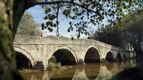 Roman Bridge in Sarajevo Royalty-vrije Stock Afbeelding