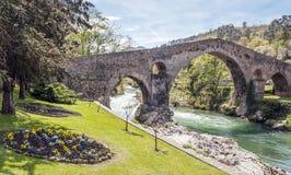 Roman Bridge Royalty Free Stock Photos
