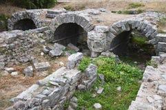 Roman bridges in Solin Royalty Free Stock Photos