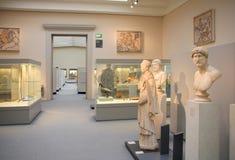 roman brittiskt museum för konst Royaltyfri Fotografi