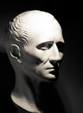 Roman bust copy Royalty Free Stock Photography
