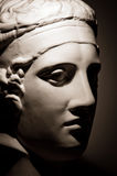 Roman bust copy Royalty Free Stock Images