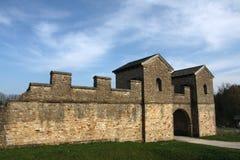 Roman Castle Royalty Free Stock Photography