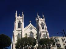 Roman Catholic Archbishop. In San Francisco Stock Photography