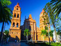 Roman Catholic Archdiocese of Santa Cruz de la royalty free stock image